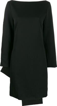 Nina Ricci Oversized Bow Detail Dress
