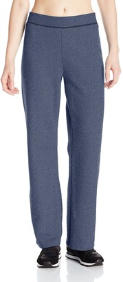Hanes Women's Petite Middle Rise Pant Length