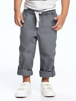 Old Navy Poplin Hybrid Pants for Toddler Boys