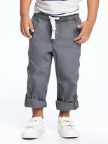 Old Navy Poplin Hybrid Pants for Toddler