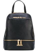 Baldinini zip backpack