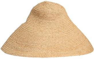 Jacquemus LE CHAPEAU VALENSOLE STRAW HAT