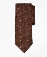 Brooks Brothers Tonal Medallion Tie