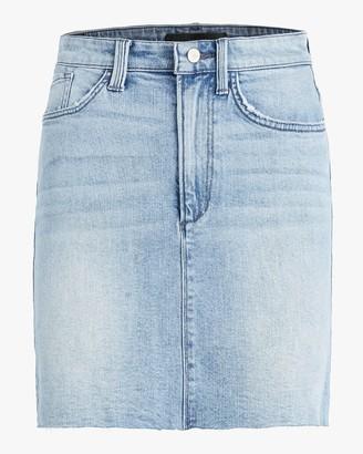 Joe's Jeans The High-Rise Mini Skirt