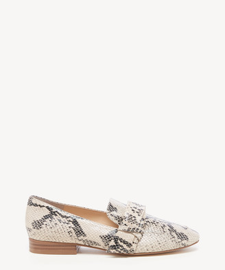 Sole Society Women's Tamani Bow Flats Nat Multi Size 5 Suede From