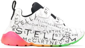 Stella McCartney Eclypse logo sneakers