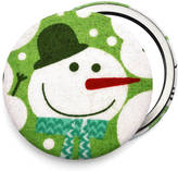 Jenny Arnott Cards & Gifts ''Christmas Snowman'' Christmas Mirror