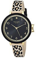 Kate Spade Park - KSW1485 (Black/Brown) Watches