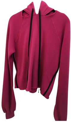 Unravel Project Pink Cotton Knitwear for Women