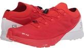 Salomon S/Lab Sense 8 (Racing Red/White/White) Shoes