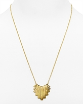 Yuwei Shell Necklace, 18L