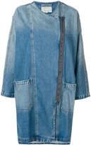 Current/Elliott long zipped jacket