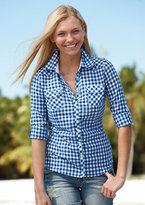 Ramona Gingham Shirt