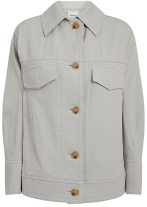 Vince Button-Down Jacket