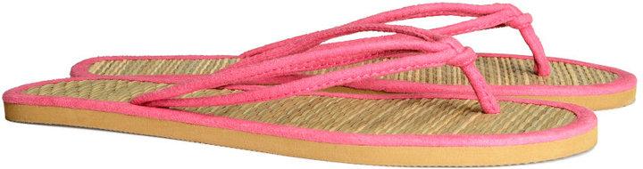 H&M Flip-flops - Pink - Ladies
