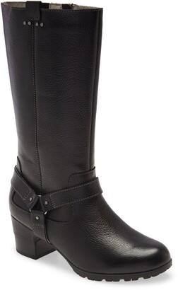 Jambu Autumn Water Resistant Leather Boot