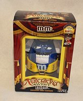 MARS M&M's Nutcracker Sweet Candy Dispenser Limited Edition
