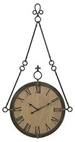 "Aurora Traditional Decorative Clock (2.75 X 26.25 X 27.5"")"