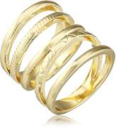 Jules Smith Designs Open Layered Ring, Size 7