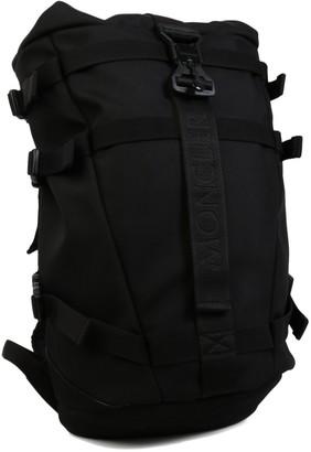 Moncler Buckle Strap Backpack