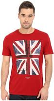 Ben Sherman Short Sleeve Union Jack Tee MB12315