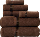 Asstd National Brand Cambridge Home Hotel 6-pc. Egyptian Cotton Bath Towel Set