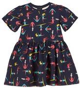 Margherita Toddler Girl's Stretching Print Dress