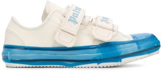 Palm Angels Vulcanized Touch-Strap Sneakers