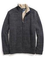 Tommy Hilfiger Men's Sherpa Lined Full Zip Fleece