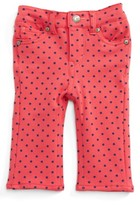 Infant Girl's Levi's Beverly Knit Skinny Jeans