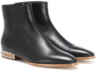 Gabriela Hearst Enrique leather ankle boots