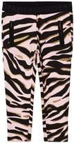 Kenzo Pink Tiger Pattern Jeggings