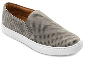 To Boot Men's East End Perforated Suede Slip-On Sneakers