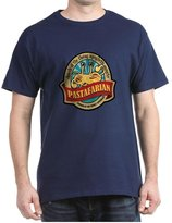 CafePress - Pastafarian Seal - 100% Cotton T-Shirt, Crew Neck, Comfortable and Soft Classic Tee with Unique Design