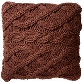 Nordstrom Chunky Cable Throw Pillow - 20 x 20