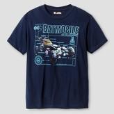 Boys' LEGO® Batman Movie Batmoblie Graphic T-Shirt - Navy