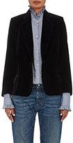 Nili Lotan Women's Colbert Cotton Velvet Jacket