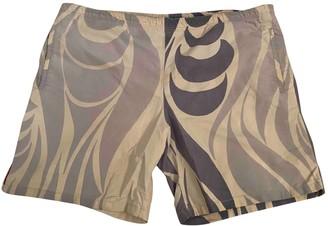 Prada Beige Cotton - elasthane Swimwear