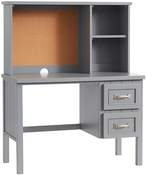 Pottery Barn Kids Belden Storage Desk & Hutch