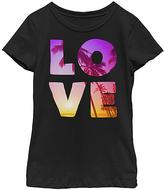 Fifth Sun Black 'Love' Tee - Toddler & Girls