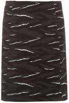 I Blues Naraghe Camouflage Print Skirt