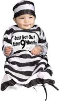 Fun World Costumes Fun World Time Out Tot Baby Bunting Costume