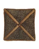"Sweet Dreams Exotica Animal-Patterned Velvet Box Pillow, 14""Sq."