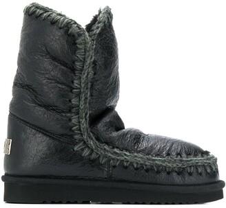 Mou Eskimo trim boots