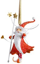 Patience Brewster Mini Santa Wizard Ornament - Bloomingdale's Exclusive