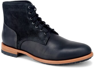 Warfield & Grand Battery Lace-Up Boot