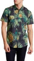 Quiksilver Protea Short Sleeve Modern Fit Shirt