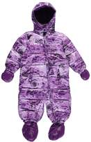 "Diesel Baby Girls' ""Floral Camo"" 1-Piece Snowsuit"
