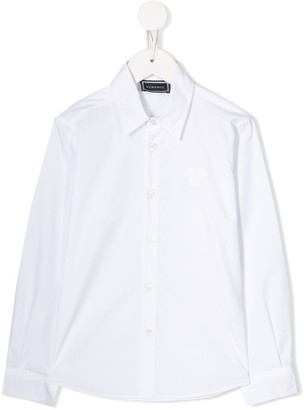 Versace Pointed Collar Shirt