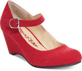 American Rag Meesha Mary Jane Wedges, Only at Macy's